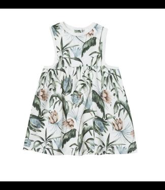 Rylee + Cru Tropical Layla Mini Dress