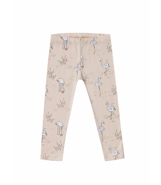 Rylee + Cru Flamingo Leggings