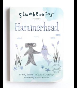 Slumberkins Hammerhead Board Book