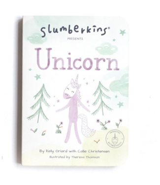 Slumberkins Unicorn Board Book