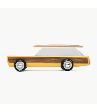 Candylab Toys Origional Woodie (Yellow)