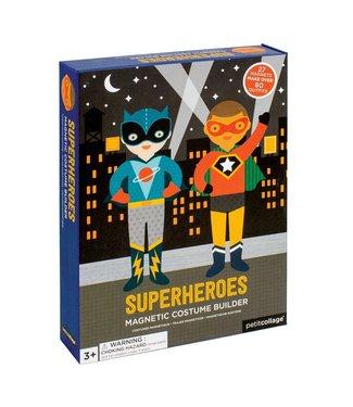 PetitCollage Superhero Magnetic Dress UP