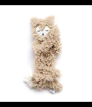 Slumberkins Fox Snuggler Brown Plush