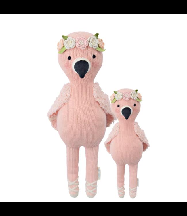 Cuddle + Kind Little Penelope the Flamingo
