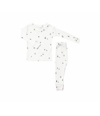 Rylee + Cru Tree Pajama Set