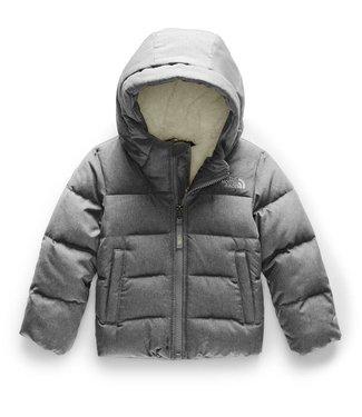 The North Face Moondoggy Down Grey Heather Jacket