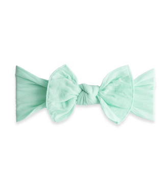 Baby Bling Knot : Mint
