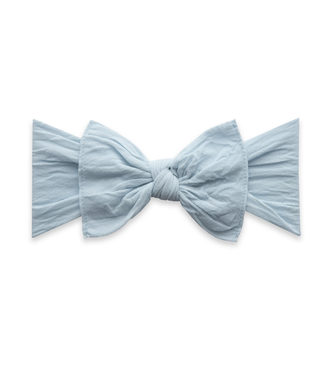 Baby Bling Knot: Chambray