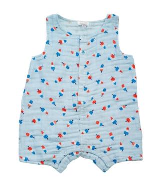 Angel Dear Astropop Shortie Romper