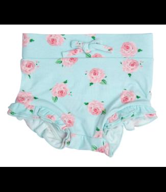 Angel Dear Petite Rose High Wast Shorts