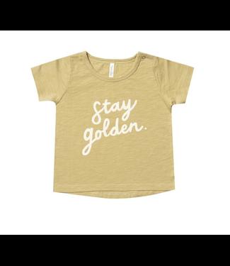 Rylee + Cru Stay Golden Basic Tee