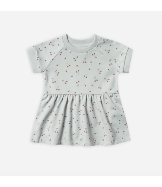 Rylee + Cru Cherries Raglan Sweatshirt Dress