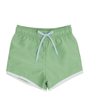 Minnow Swim Spring Green Boardie