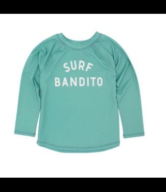 Feather 4 Arrow Surf Bandito LS Rashguard