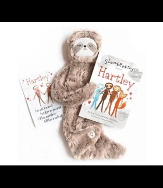 Slumberkins Hartley Snuggler Bundle