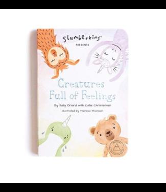 Slumberkins Creatures Full Of Feelings Book