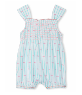Hatley Tiny Fishes Baby Bubble Romper