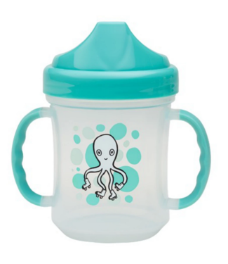 Lil' Bitty Sippy Adventure Octopus