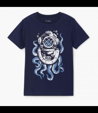 Hatley Octopus Diver Tee