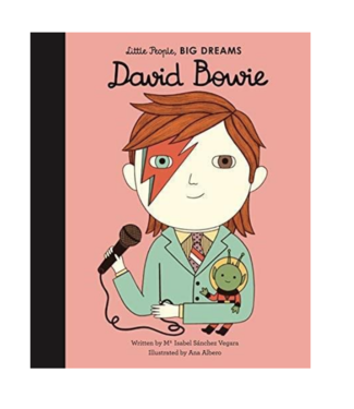 David Bowie - Little People Big Dreams