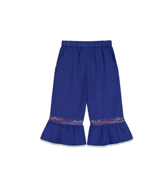 Girls Kuzu Embroidery Melea Pant