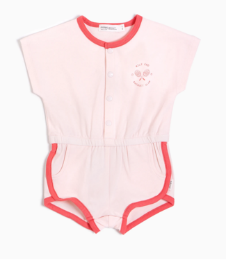 Light Pink Riner Romper