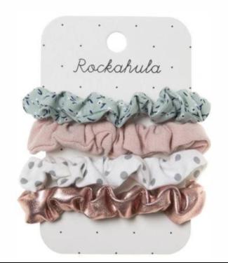Rockahula Ditsy Garden Mini Scrunchies (4pack)