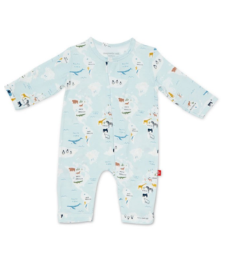 Sea The World Magnetic Coverall