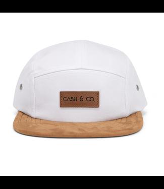 Cash & Co. Cream Hat M/L