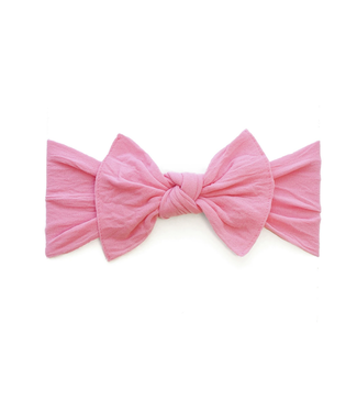 Baby Bling Knot: Bubblegum Bow