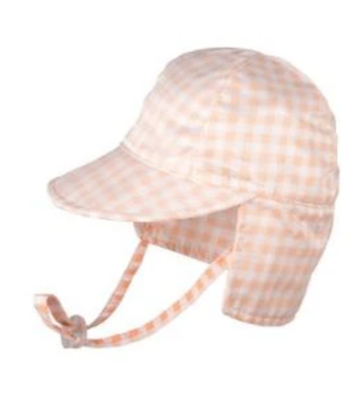 Baby Girl Polly Legionnaires Hat Small
