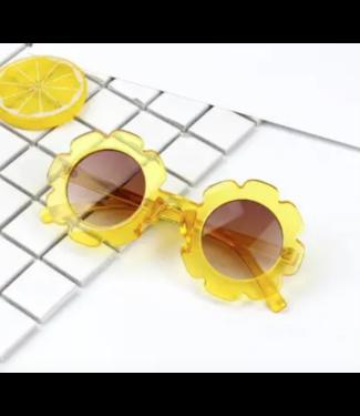 Sally Sunglasses Yellow