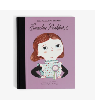 Emmeline Pankhurst - Little People Big Dreams