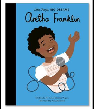 Aretha Franklin- Little People Big Dreams