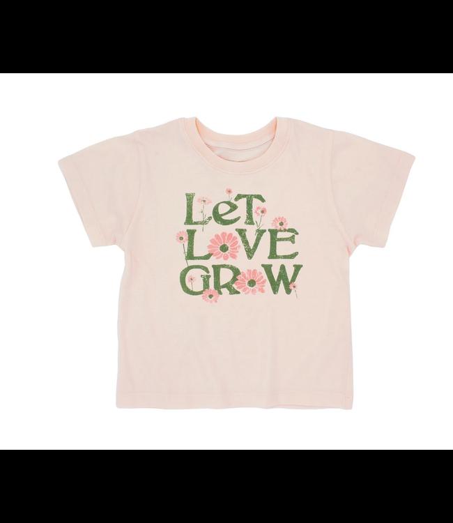 Feather 4 Arrow Let Love Grow Vintage Tee