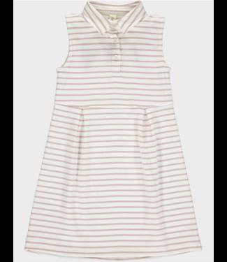 Vignette Elsie Cream Cotton Dress