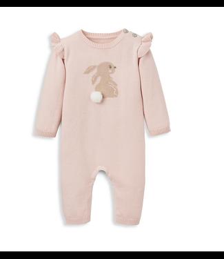 Elegant Baby Bunny Jumpsuit