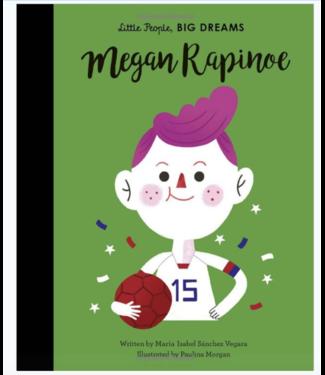 Megan Rapinoe - Little People Big Dreams