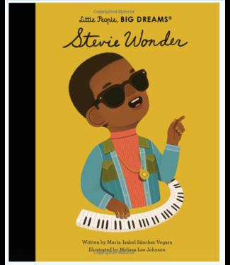 Stevie Wonder- Little People Big Dreams