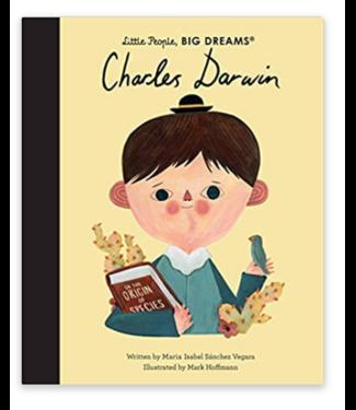 Charles Darwin- Little People Big Dreams