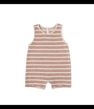 Rylee + Cru Sleeveless Onepiece Amber Stripe