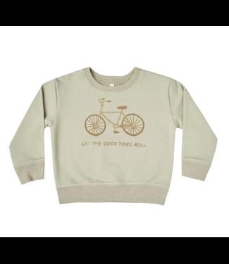 Rylee + Cru Bike Terry Sweatshirt