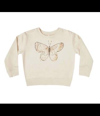 Rylee + Cru Butterfly Terry Sweatshirt