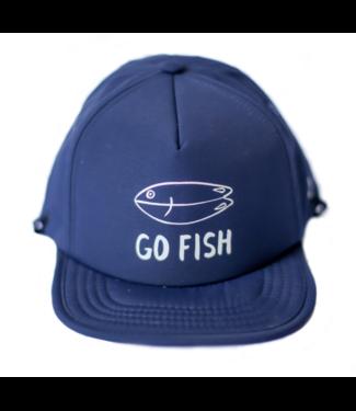 Bitty Brah Go Fish Trucker/Sun Hat