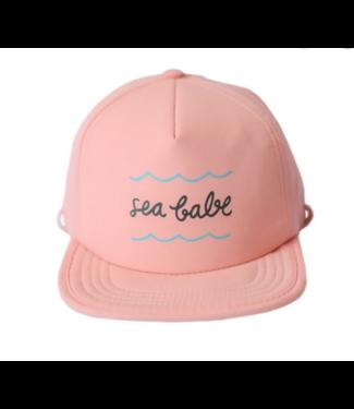 Bitty Brah Sea Babe Trucker/Sun Hat