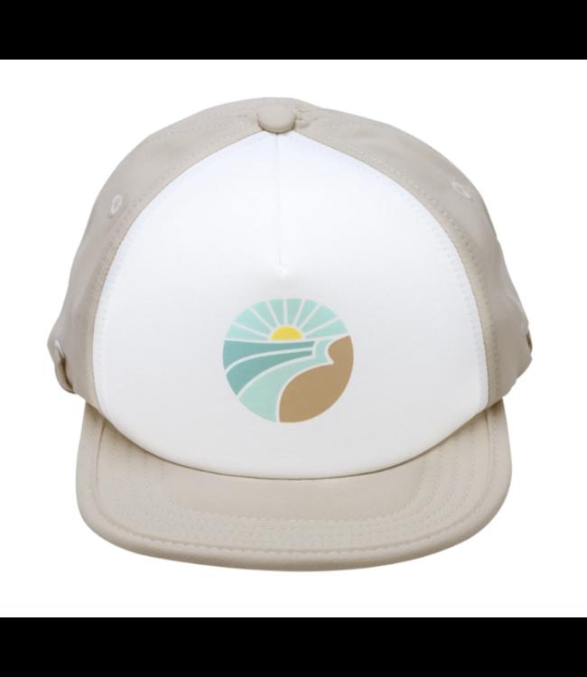 Bitty Brah Nude Beach Trucker/Sun Hat