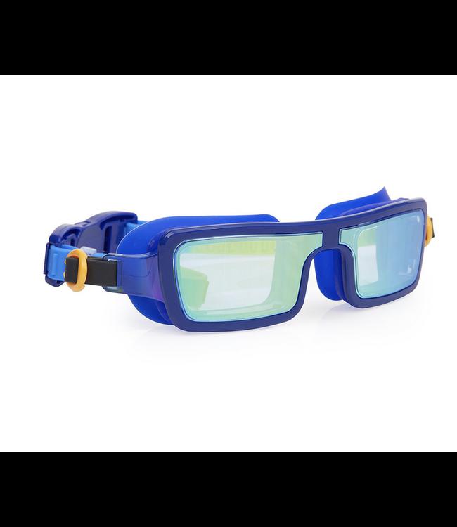 Electric 80's Swim Goggles