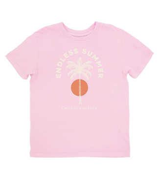 Feather 4 Arrow Pink Endless Summer Vintage Tee