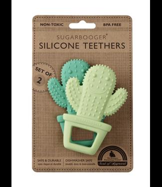 Cactus Teether 2 Pack