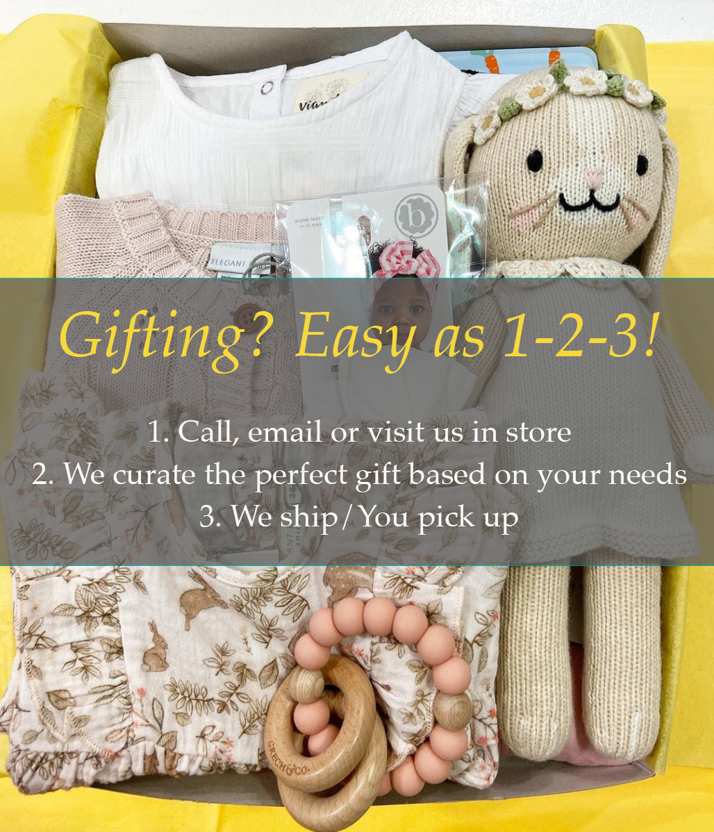 Gift Giving. Made easy.